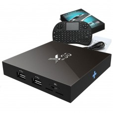 Android X96 Mediaplayer KODI Tv box set