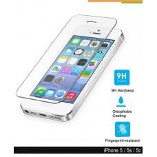 Iphone 5/5s Screenprotector van Gehard glas