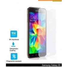 Samsung S5 Screenprotector van Gehard glas