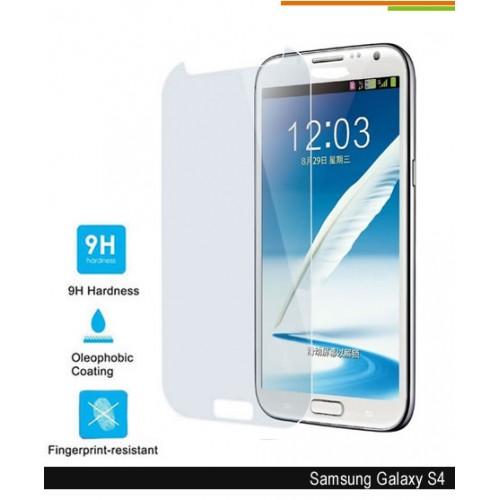 Samsung S4 Screenprotector van Gehard glas